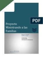 Proyecto Ministando a Las Familias