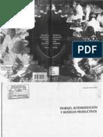 Trabajo, Automatización y Modelos Productivos (Freyssenet)