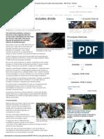 Internação à Força de Viciados Divide Especialistas - BBC Brasil - Notícias