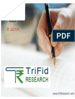Share Market Trading Tips by Trifid Research