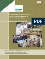 Pedoman Pengisian Blangko Ijazah Dan Transkrip Nilai Smk Tahun Pelajaran 2014-Rev