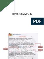 Artikel Buku Teks Bahasa Melayu