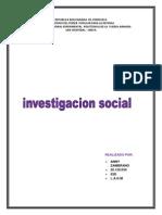 Investigacion Social Tarea 5
