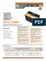 UPS12-370MRX