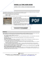 1st Time User Guide 2013 - EnG
