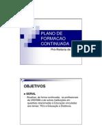 Plano de Formacao-slides