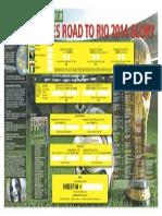 Nigeria World Cup Chart