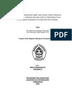 Penerapan GMP Dan SSOP