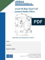 Dual Media Filters _O&M_Manual