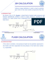 Flash Calculation