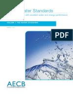 AECB Water Standards Vol 1