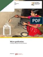 2014-03 Micro Gasification Manual GIZ HERA Roth