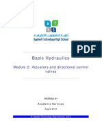 Atm-312 Basic Hydraulics m2 Student
