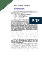 RPJMD Prov. Jabar 2013-2018 (Bab 1-2)