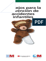 Accidentes Niños