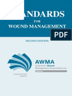 AWMA 2011 Standards for Wound Management v2