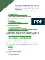 Ley RJAP-PAC modelo test