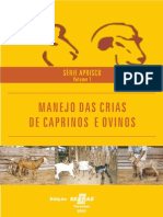 Series Aprisco - Volume 1 - Manejo Das Crias de Caprinos e Ovinos