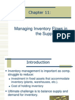 Chapter 11 Inventory