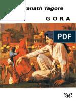 Tagore, Rabindranath - Gora [16566] (r1.0 Viejo_oso)