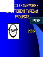 6 Ppms Different Types Projects