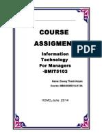 IT Assigment June 27-2014 Complete