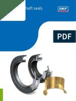 SKF-Industrial Shaft Seals