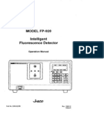 Jasco Fp920 Manual 1995 Eng