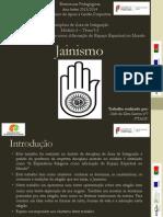 Jainismo - Inês da Silva Santos nº7.pptx