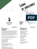 Libro Oraciones Campamento 2012 (1)