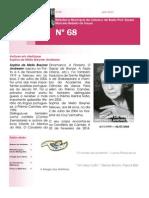 Boletim Informativo Julho 2014