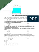 Pengosongan Tangki Dengan Pemrograman Scilab