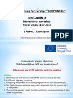 4_Evaluation After FINEST_meeting 1