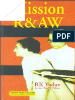 Mission R & AW - Scanned Book