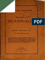 18 Chronic Headache Massage