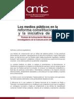 20140630 - Amic Medios Publicos