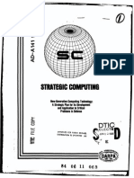 Strategic Computing 1983