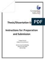 Thesis Diss Guide