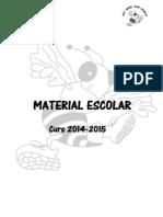Material Primaria 14-15