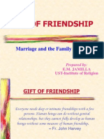 Love of Friendship