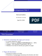 Cours Développement Web 2