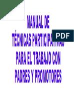 Manual de Tecnicas Didaticas