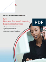 Profile Business Process Outsourcing