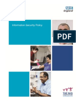 Info Sec Policy