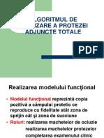 Algoritmul de Realizare a Protez-pat