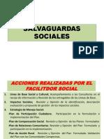 Acciones Realizadas Por El Facilitdor Social