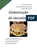 A Globesidade