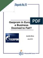 Gazprom in Europe