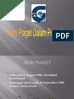 Teori Piaget Dalam Pengajaran