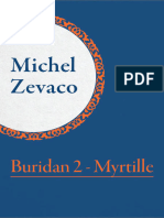 Michel Zevaco - Buridan 2 - Myrtille